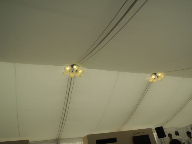 Tentroof